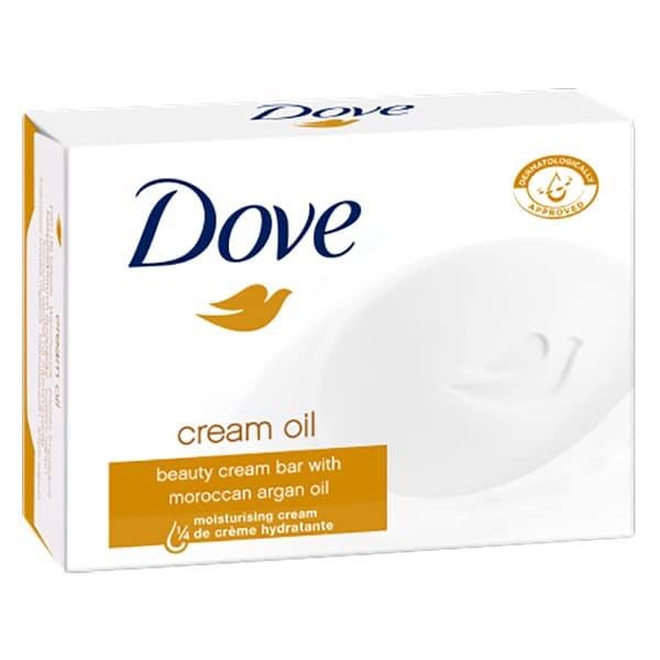 Sapun DOVE Cream Oil, 100g