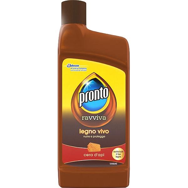 Crema pentru mobilier PRONTO Legno Vivo, 250 ml