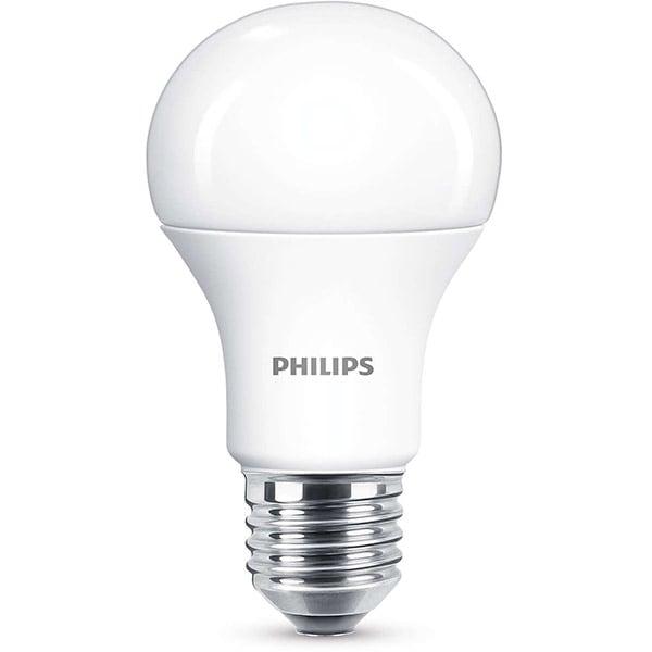 Bec LED PHILIPS A60, 10W (75W), E27, Lumina Rece