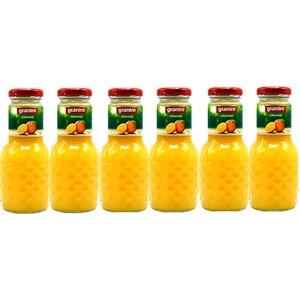 Bautura racoritoare necarbogazoasa GRANINI NECTAR Portocale bax 0.25L x 6 sticle