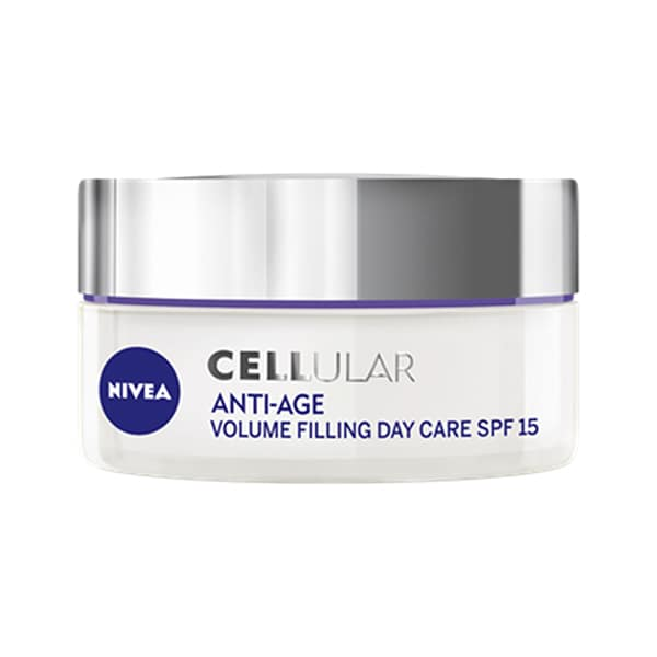 Crema antirid de zi NIVEA Cellular Volume Filling, 50ml