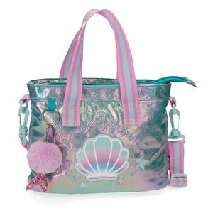 Geanta de umar ENSO Be a Mermaid 90563.21, multicolor