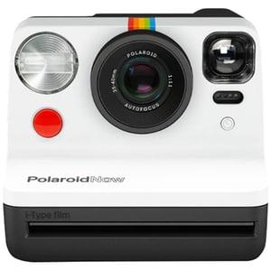 Aparat foto instant POLAROID Now, alb-negru