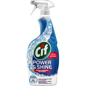 Solutie de curatare CIF Spray Baie Anticalcar, 750ml