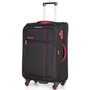 Troler LAMONZA Ultralight A12954, 67 cm, negru-rosu