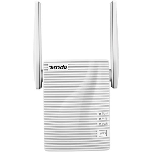 Wireless Range Extender TENDA A15 AC750, Dual-Band 300 + 433 Mbps, alb
