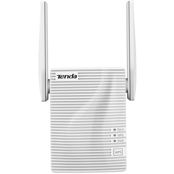 Wireless Range Extender TENDA A18 AC1200, Dual-Band 300 + 867 Mbps, alb