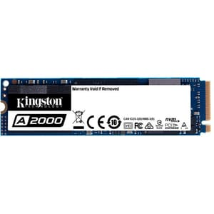 Solid-State Drive (SSD) KINGSTON A2000, 250GB, PCI Express x4, M.2, SA2000M8/250G