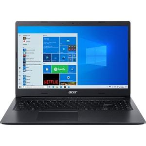 "Laptop ACER Aspire 3 A315-23-R7X2, AMD Ryzen 3 3250U pana la 3.5GHz, 15.6"" Full HD, 8GB, SSD 512GB, AMD Radeon, Windows 10 Home, negru"