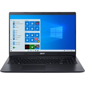"Laptop ACER Aspire 3 A315-55G, Intel Core i5-10210U pana la 4.2GHz, 15.6"" Full HD, 8GB, SSD 512GB, NVIDIA GeForce MX230 2GB, Windows 10 Home, negru"