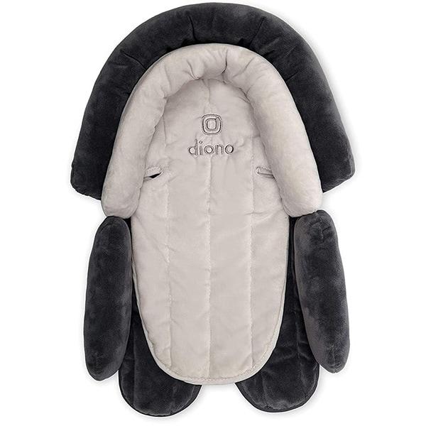 Insert nou-nascut DIONO Cuddle Soft D40289, gri inchis-bej