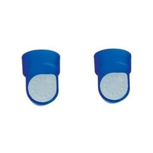 Set supape cu membrana SPECTRA ROAC0322, 2 buc, alb-albastru