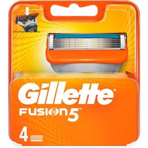Rezerva aparat de ras GILLETTE Fusion 5, 4 bucati