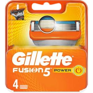 Rezerva aparat de ras GILLETTE Fusion 5 Power, 4 bucati