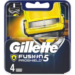 Rezerva aparat de ras GILLETTE Fusion Proshield, 4 bucati