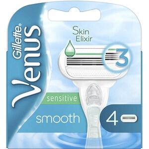Rezerva aparat de ras GILLETTE Venus Smooth Sensitive, 4 bucati