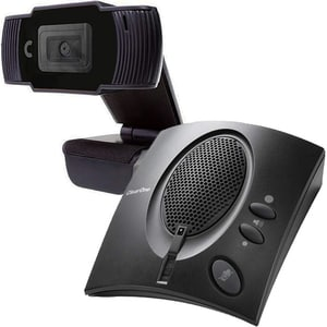 Set Camera Web Clearone Unite 10 si Speakerphone Clearone Chat 50