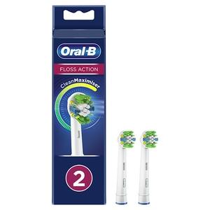 Rezerve periuta de dinti electrica ORAL-B Floss Action, 2buc
