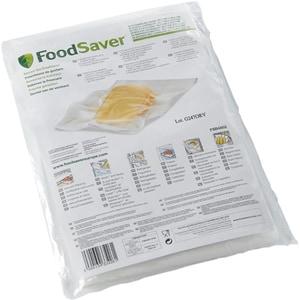 Set de pungi pentru vidat FOODSAVER FSB4802-I, 48 buc, transparent