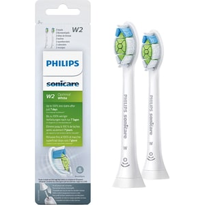 Set 2 rezerve periute PHILIPS Sonicare Optimal White HX6062/10