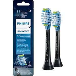 Rezerve periuta de dinti electrica PHILIPS Sonicare C3 Premium Plaque Control HX9042/33, 2buc