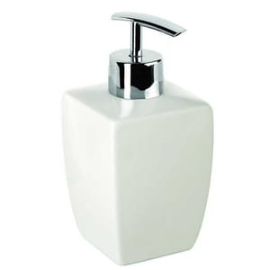 Dispenser sapun lichid TATAY Thai S67204, ceramic, gri