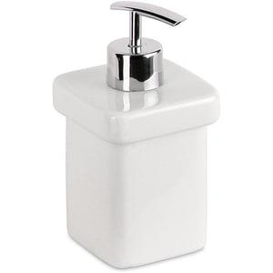 Dispenser sapun lichid TATAY Flat S69900, ceramic, alb