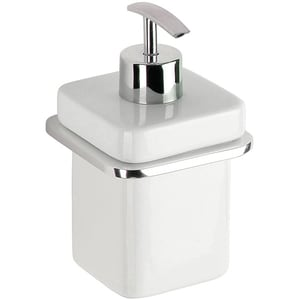 Dispenser sapun lichid TATAY Flat S69940, ceramic, alb