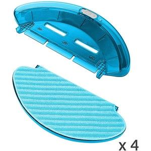 Kit ROWENTA ZR690002: 1 suport mop + 4 rezerve mop