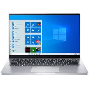 "Laptop ACER Porsche Design Book RS, Intel Core i7-1165G7 pana la 4.7GHz, 14"" Full HD Touch, 16GB, SSD 1TB, NVIDIA GeForce MX350 2GB, Windows 10 Home, gri"
