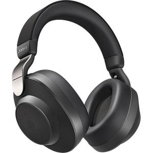 Casti JABRA Elite 85h, Bluetooth, Over-Ear, Microfon, Noise Cancelling, negru titan