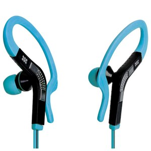 Casti PROMATE Snazzy, Cu Fir, In-ear, Microfon, albastru