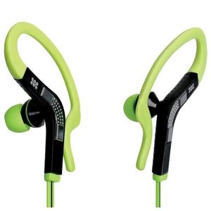 Casti PROMATE Snazzy, Cu Fir, In-ear, Microfon, verde