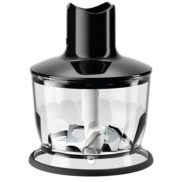 Tocator pentru mixer vertical BRAUN MQ30BK, 0.5l, negru