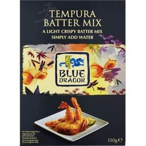 Sos tempura BLUE DRAGON Japonese Batter, 150g, 3 bucati