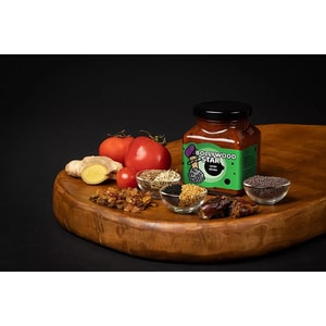 Chutney de rosii CHEF SOSIN Bollywood Star no.1, 280g