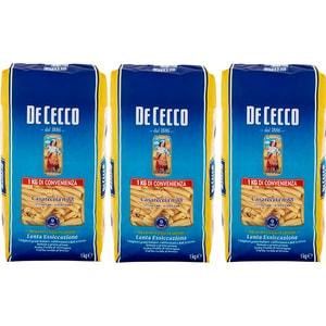 Paste Casareccia DE CECCO, 1kg, 3 bucati