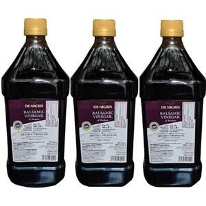 Otet balsamic de mondena 25% must DE NIGRIS, 2l, 3 sticle