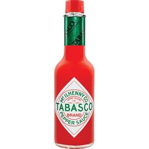 Sos ardei rosu TABASCO, 150ml, 3 bucati