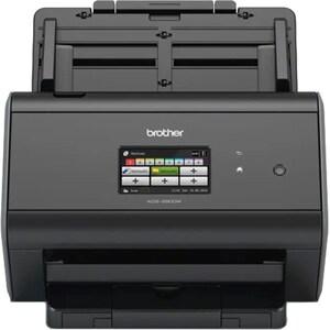 Scanner Brother ADS-2800W, A4, USB, Retea, Wi-Fi, negru