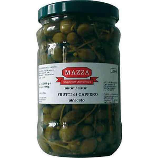 Capere in otet MAZZA, 1700g