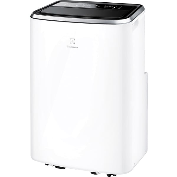 Aer conditionat portabil Electrolux EXP34U338HW, 12000 BTU, Clasa A, Filtru anti-bacterian, Filtru Anti-Allergy Pollen, Dezumidificare, alb