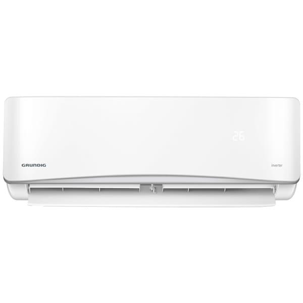 Aer conditionat GRUNDIG GRWPI120, 12000 BTU, A++/A+, Wi-Fi, kit instalare inclus, alb
