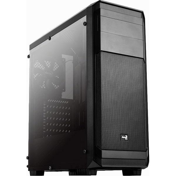 Carcasa PC AEROCOOL Aero, USB 3.0, negru