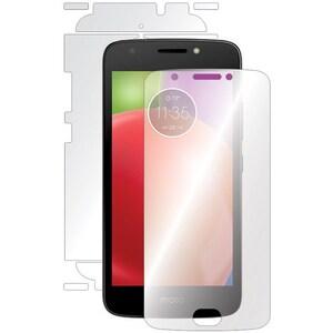 Folie protectie pentru Motorola E4, SMART PROTECTION, fullbody, polimer, transparent