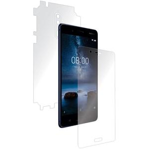 Folie protectie pentru Nokia 8, SMART PROTECTION, fullbody, polimer, transparent