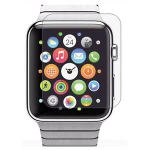 Folie protectie pentru Apple Watch Series 3 38mm, SMART PROTECTION, display, 2 folii incluse, polimer, transparent