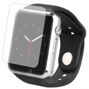 Folie protectie pentru E-Boda Smartime 300, SMART PROTECTION, display, 2 folii incluse, polimer, transparent