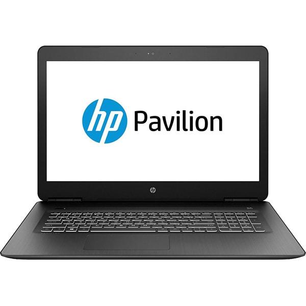 "Laptop Gaming HP Pavilion 17-ab406nq, Intel Core i7-8750H pana la 4.1GHz, 17.3"" Full HD, 12GB, HDD 1TB + SSD 128GB, NVIDIA GeForce GTX 1050 Ti 4GB, Free Dos"