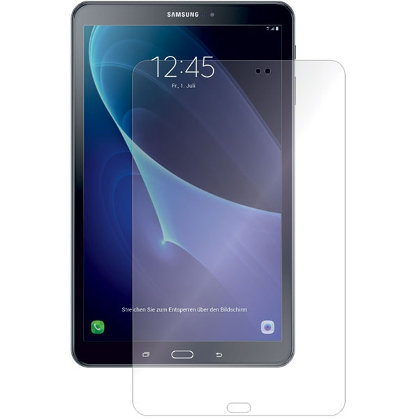 Folie protectie pentru Samsung Galaxy Tab A 10.1 (2016) T585, SMART PROTECTION, display, polimer, transparent